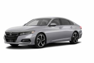 Honda Lease Takeover in Milton,ON: 2019 Honda Accord Sport CVT 2WD ID:#25898