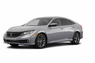 Honda Lease Takeover in Halifax, NS: 2020 Honda Civic EX CVT 2WD