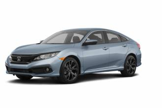 Honda Lease Takeover in Aurora, ON: 2019 Honda Civic Sedan Touring CVT 2WD ID:#28934