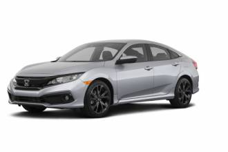 Honda Lease Takeover in ottawa: 2019 Honda Civic Sport Automatic 2WD ID:#28539