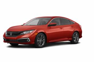 Honda Lease Takeover in Pickering: 2019 Honda Honda Civic Sedan Touring CVT 2WD ID:#28781