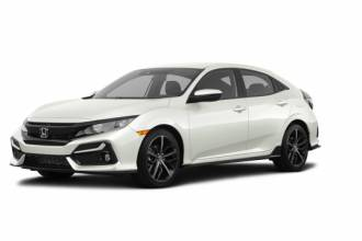 Honda Lease Takeover in Hamilton, ON: 2020 Honda Civic Hatchback w/ Sport Package & Moonroof Automatic 2WD ID:#27559