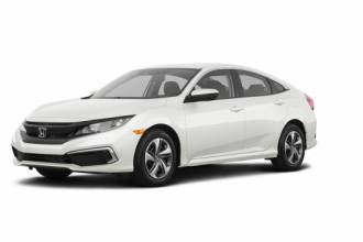 Honda Lease Takeover in Scarborough : 2020 Honda Civic Touring CVT 2WD