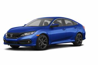 Honda Lease Takeover in Waterloo, ON: 2020 Honda Civic Touring CVT 2WD