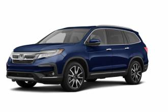 Honda Lease Takeover in Calgary, AB: 2020 Honda Pilot Touring Automatic AWD ID:#24426