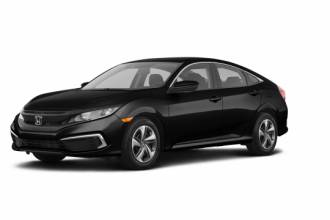 Lease Transfer Honda Lease Takeover in Montreal, QC: 2020 Honda Civic Lx CVT 2WD