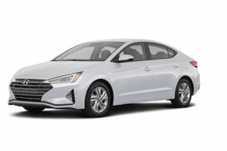 Hyundai Lease Takeover in Vaughan, ON: 2020 Hyundai Elantra Preferred SU Automatic AWD ID:#24399