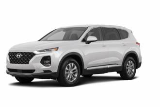 Hyundai Lease Takeover in Burnaby : 2020 Hyundai Santa fe Automatic AWD ID:#24037