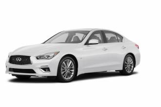 Infiniti Lease Takeover in Boucherville, QC: 2018 Infiniti Q50 Automatic AWD ID:#26087