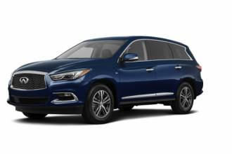 Infiniti Lease Takeover in QC: 2019 Infiniti QX60 Automatic AWD