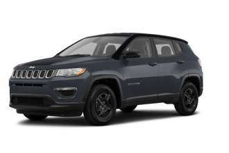 Jeep Lease Takeover in Ottawa, ON: 2018 Jeep Compass Sport Automatic 2WD ID:#28284