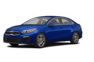 Lease Transfer KIA Lease Takeover in Vancouver, BC: 2020 KIA Forte Automatic 2WD
