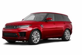 Land Rover Lease Takeover in Edmonton: 2019 Land Rover RangeRover Sport Supercharged Dynamic HSE Automatic AWD ID:#27528