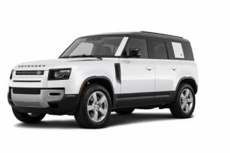 Lease Transfer Land Rover Lease Takeover in Richmond, BC: 2020 Land Rover Defender 110 HSE P400 Automatic AWD