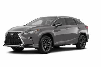 Lexus Lease Takeover in Thornhill: 2017 Lexus RX 350 F sport Automatic AWD