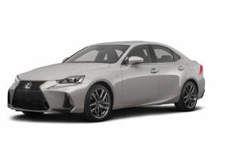 Lexus Lease Takeover in Edmonton : 2018 Lexus F sport series 3 Automatic AWD