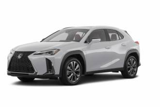 Lexus Lease Takeover in Montreal: 2019 Lexus UX 250H Automatic AWD