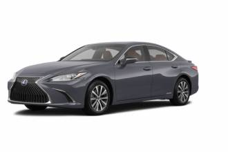 Lexus Lease Takeover in New Westminster: 2020 Lexus ES 300h Automatic 2WD