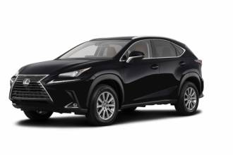 Lexus Lease Takeover in Toronto: 2020 Lexus NX 300 Automatic AWD ID:#27436