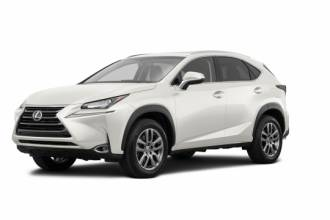 Lexus Lease Takeover in Calgary: 2020 Lexus Nx300 black edition line Automatic AW