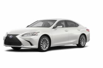 Lease Transfer Lexus Lease Takeover in Vancouver, BC: 2019 Lexus ES 300h Automatic 2WD