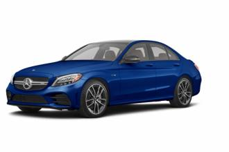 Lease Transfer Mercedes-Benz Lease Takeover in Toronto, ON: 2020 Mercedes-Benz C43 AMG Automatic AWD