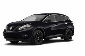 Nissan Lease Takeover in Surrey: 2018 Nissan Murano SL 4DR Automatic AWD
