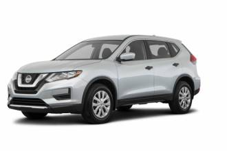 Nissan Lease Takeover in Hamilton, ON: 2018 Nissan Rogue S FWD CVT 2WD ID:#27391