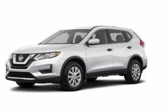Nissan Lease Takeover in Langley, BC: 2018 Nissan Rogue S Automatic AWD ID:#24834