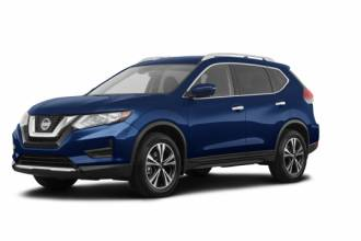 Nissan Lease Takeover in Surrey, BC: 2019 Nissan Rogue SV Automatic AWD ID:#27893