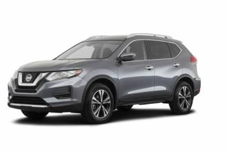 Nissan Lease Takeover in Montreal: 2020 Nissan ROGUE SV AWD Automatic AWD ID:#28286