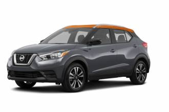 Lease Transfer Nissan Lease Takeover in Prince Albert, SK: 2018 Nissan KICKS SV CVT 2WD