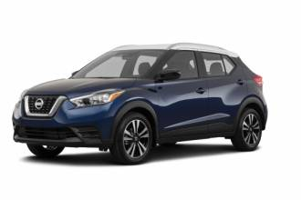 Lease Transfer Nissan Lease Takeover in Toronto, ON: 2019 Nissan Kicks SV AA10 CVT Automatic 2WD