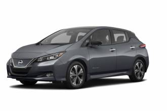 Lease Transfer Nissan Lease Takeover in Vancouver Metro, BC: 2019 Nissan Leaf SL Automatic AWD