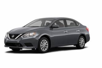 Lease Transfer Nissan Lease Takeover in Langley, BC: 2019 Nissan Sentra 1.8 S CVT AC00 BASE Automatic 2WD