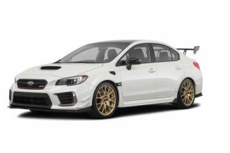 Subaru Lease Takeover in Calgary, AB: 2020 Subaru WRX STI Sport Tech w Wing Manual AWD ID:#28128