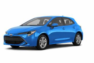 Toyota Lease Takeover in Toronto, ON: 2019 Toyota Toyota Corolla hatchback -SE Automatic 2WD
