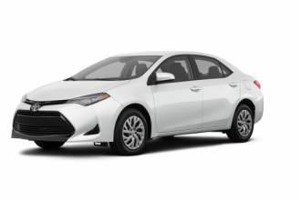 Toyota Lease Takeover in Milton: 2019 Toyota corolla LE Automatic 2WD