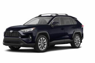 Toyota Lease Takeover in Maple, ON: 2019 Toyota RAV4 XLE Automatic AWD ID:#24698