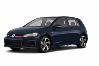 Volkswagen Lease Takeover in Calgary, AB: 2019 Volkswagen GTI Rabbit Manual 2WD ID:#26797
