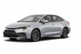 Toyota Lease Takeover in Victoria, BC: 2020 Toyota LE CVT Automatic 2WD ID:#26308