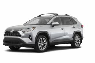 Toyota Lease Takeover in Montreal, QC: 2020 Toyota XLE Automatic AWD ID:#26849