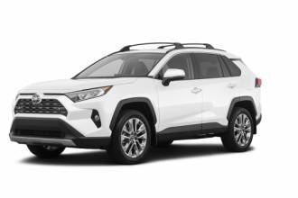 Toyota Lease Takeover in Winnipeg: 2021 Toyota Trail Automatic AWD