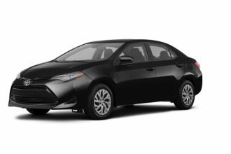 Toyota Lease Takeover in Gatineau, QC: 2018 Toyota Corolla IM CVT 2WD ID:#28809