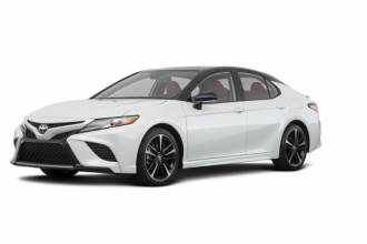 Lease Transfer Toyota Lease Takeover in Ottawa, ON: 2019 Toyota Camry XSE 4dr sedan Automatic 2WD