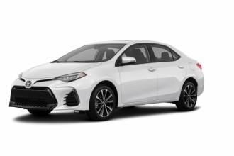 Lease Transfer Toyota Lease Takeover in Edmonton, AB: 2019 Toyota Corolla SE Automatic AWD