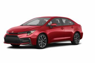 Lease Transfer Toyota Lease Takeover in Toronto, ON: 2020 Toyota Corolla XSE Automatic 2WD