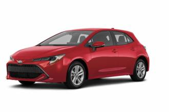 Lease Transfer Toyota Lease Takeover in Victoria, BC: 2019 Toyota Corolla Hatchback SE CVT 2WD