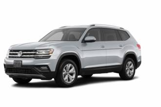 Volkswagen Lease Takeover in Toronto: 2018 Volkswagen Atlas Execline Automatic AWD ID:#27343