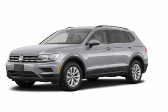 Volkswagen Lease Takeover in Montreal, QC: 2019 Volkswagen Tiguan Automatic AWD ID:#25352